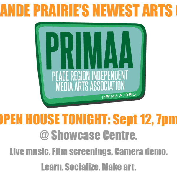 Please join us for an Open House Sept. 12 in Grande Prairie